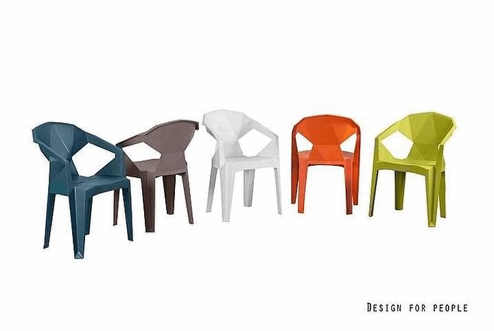 Krzesła Plastikowe Moje Meble Zobacz Jak Aranżuje Swoje