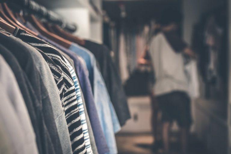 szafy na ubrania